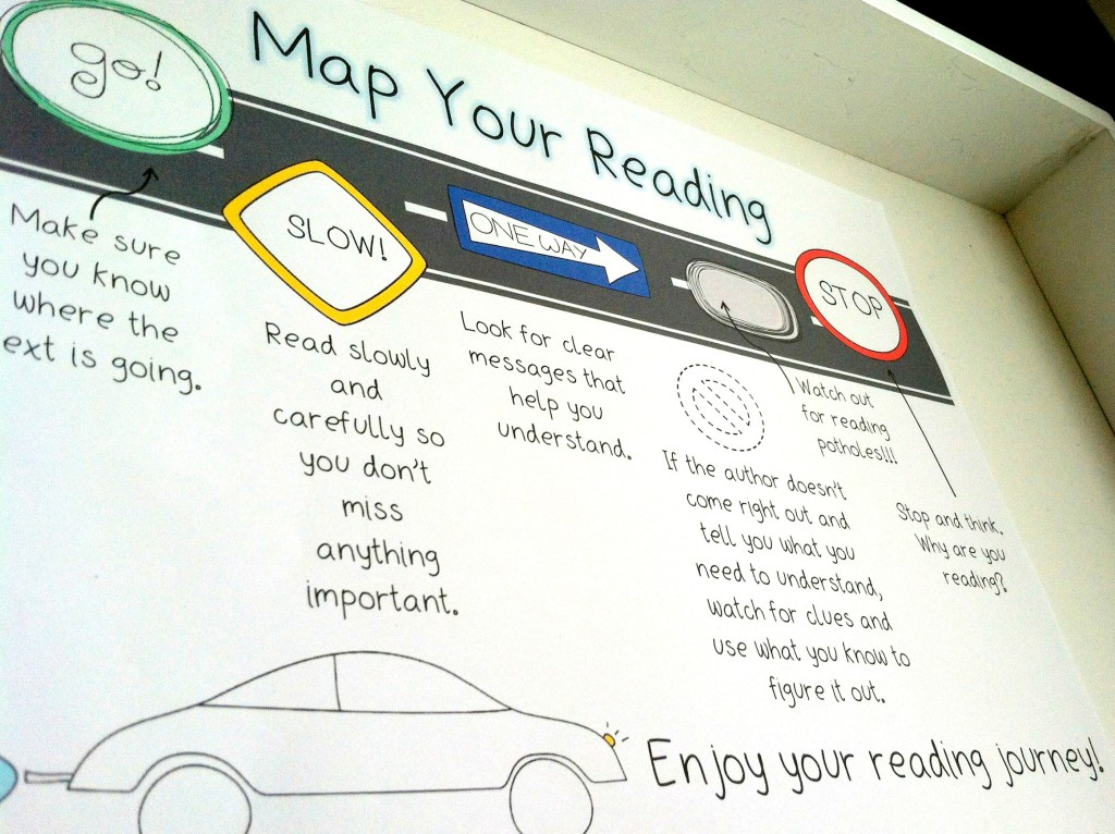 Map Your Reading 2