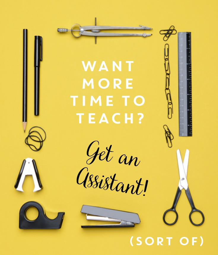 Want More Time to Teach