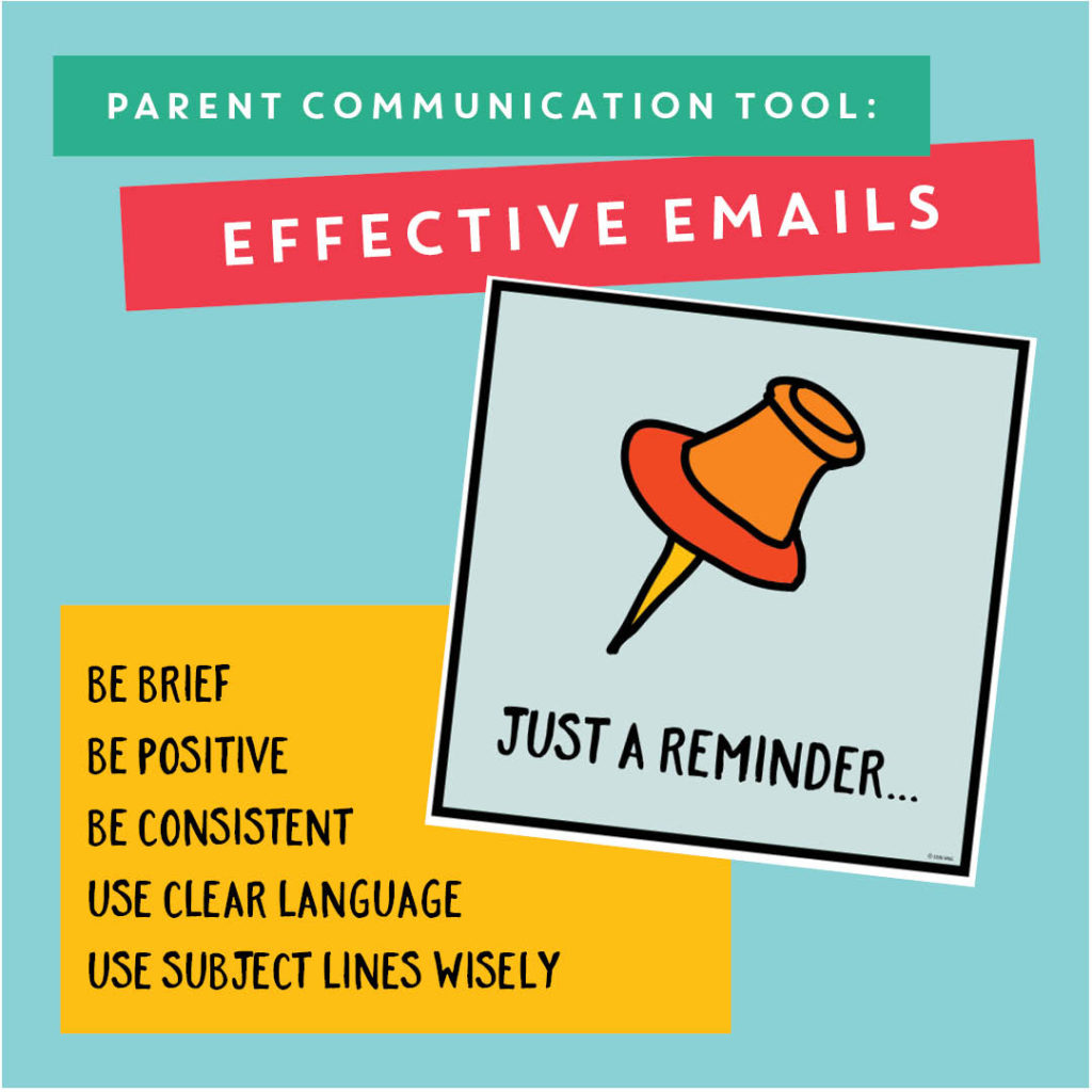 Tips for Effective Parent Communication Emails